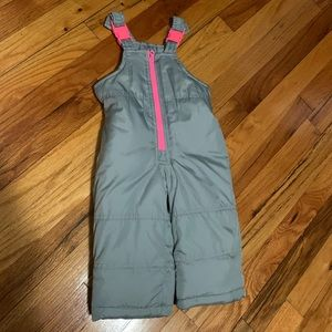 Toddlers Snow Pants